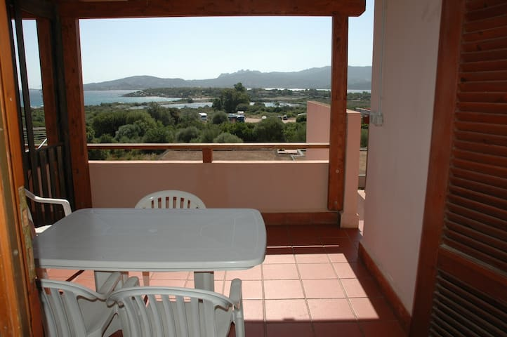 Sardinia Costa Smeralda- apartment with seaview