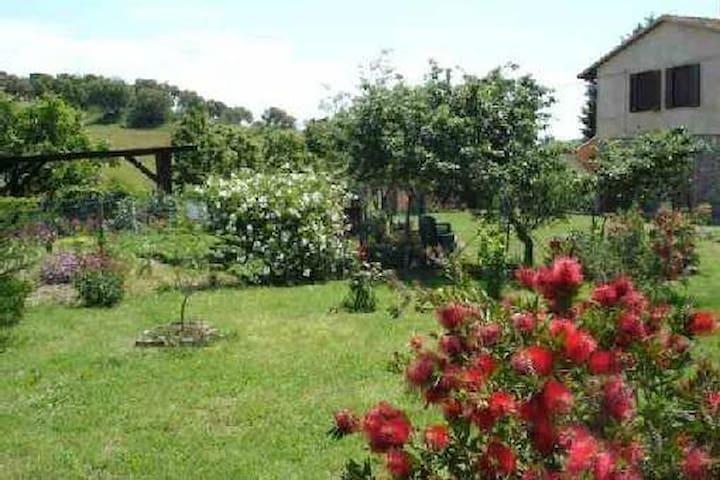Casa in maremma toscana - Giuncarico - บ้าน