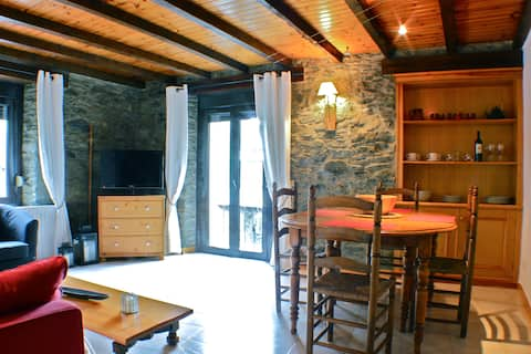 Charmant 2 Bd Appartement in Vallnord