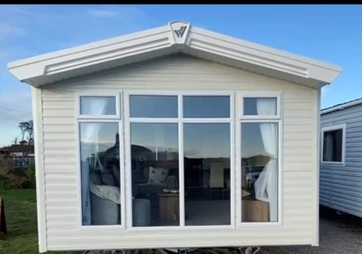 Pet friendly 3 Bed Static Caravan  on Holiday park