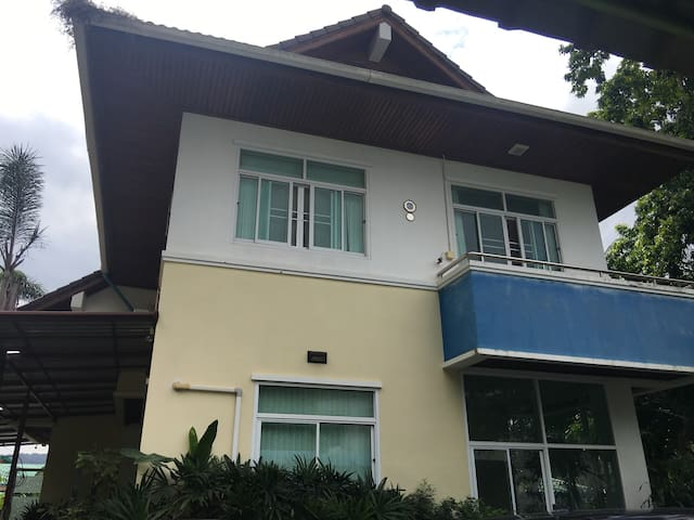 Mountain house - ทุ่งสง - House