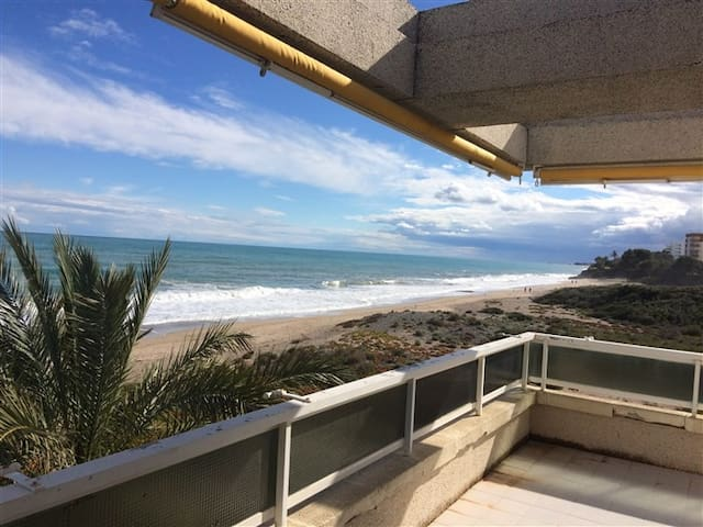 VA 2206 PRECIOUS FRONT PENTHOUSE FIRST LINE OF BEACH
