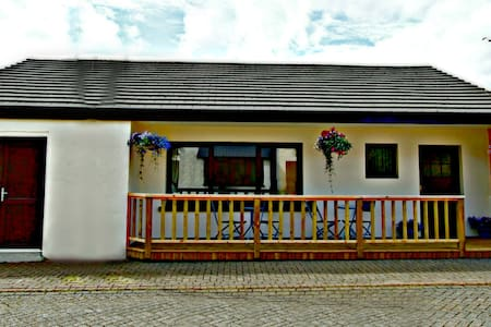 A Double Room (Rm 2) at Clachan B&B