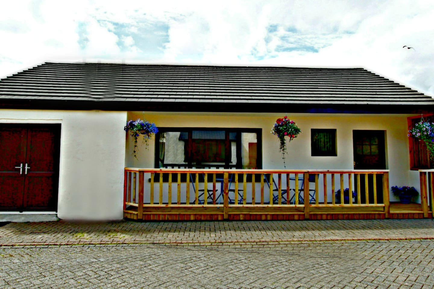Clachan Bed & Breakfast, opposite The Clachan