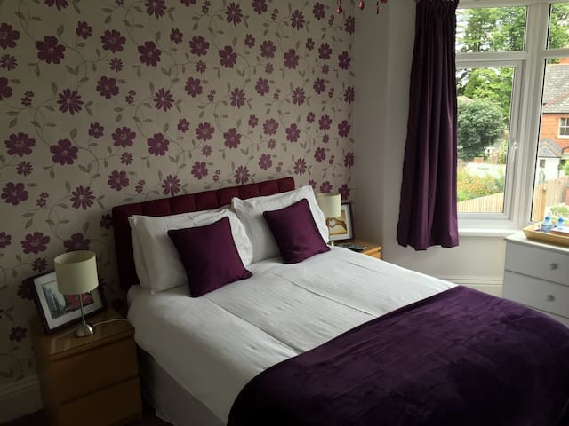 Double Room - Near City Centre - Newport - Huis