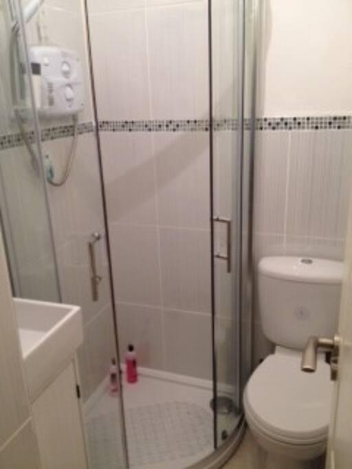 Shower Room/Toilet