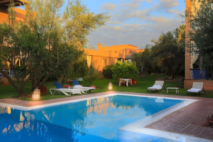 Marrakesh luxury apartment 2br/2ba - Marraquexe - Apartamento