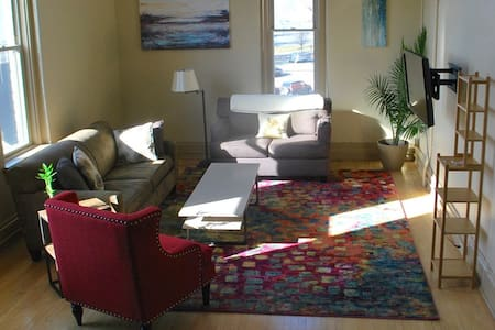 Downtown Wooster Loft - Wooster