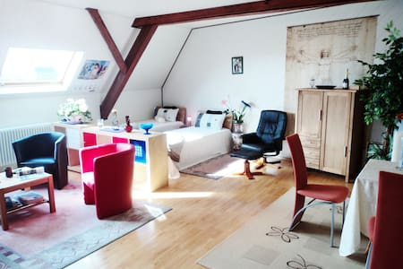 Luxury flat in Southern Germany - Langenenslingen - Ev