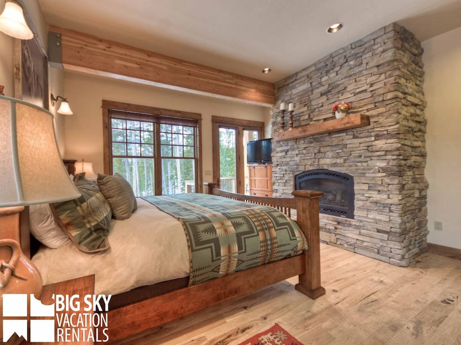 Big Sky Resort, Moosecreek Lodge, Bedroom 1, 2