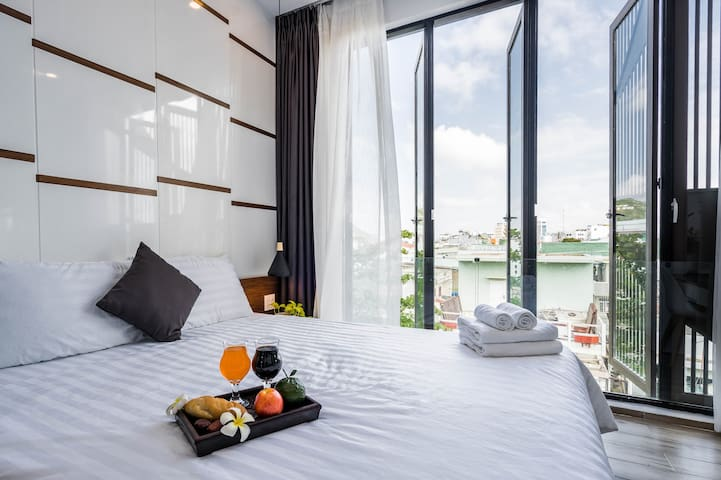 Lux Quy Nhơn Cozy & Comfy Homestay (#303)