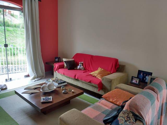 Show de quarto em Cunha - Cunha - Apartment