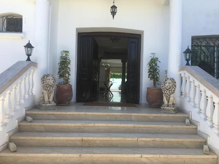 Splendide Villa Marocaine Casablanca MoroccanHouse