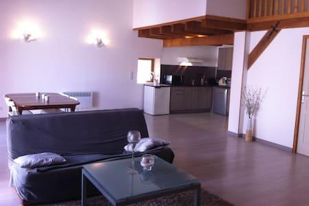 Charmante chambre dans un appartement atypique - Montredon-des-Corbières