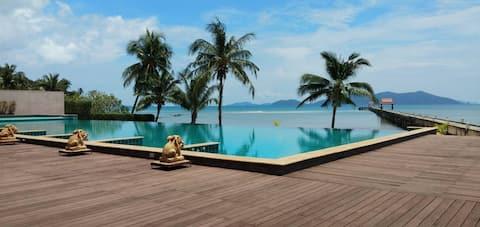 Luxury Seaview - Πισίνα Infinity