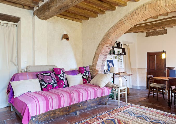 SUPER CHARMING HOUSE in the CHIANTI area-FLORENCE - Barberino val d'Elsa - Hus