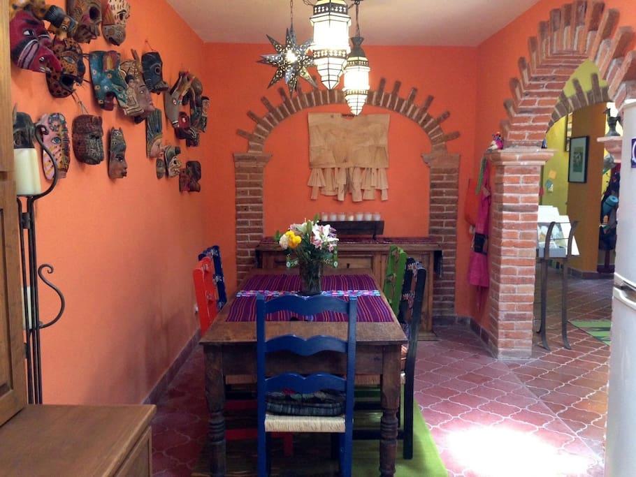 Casa Lenita - Colonia Guadalupe