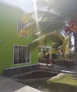 La Caze Coco-Topaze- Maison d'hôte à Pointe Coton
