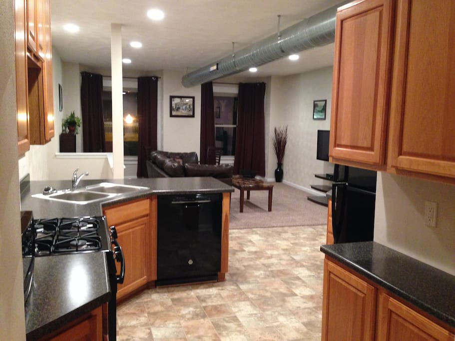 New Fully Furnished Kitchen