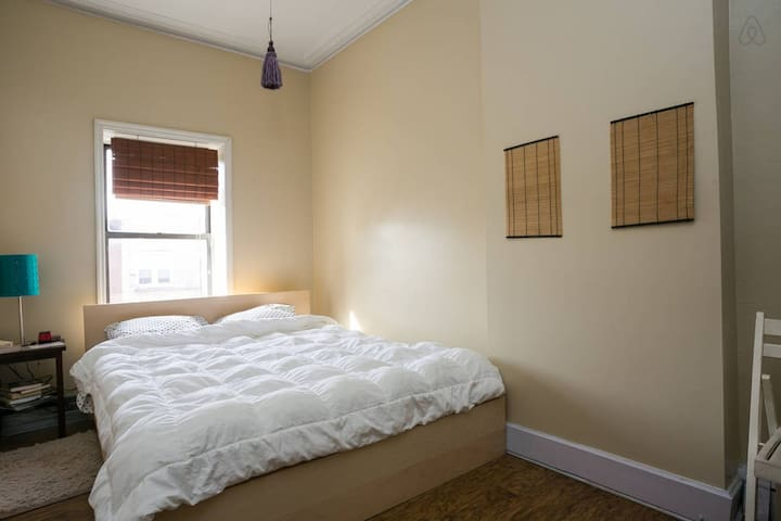 Big Room by Metro/Subway-15mns to Manhattan