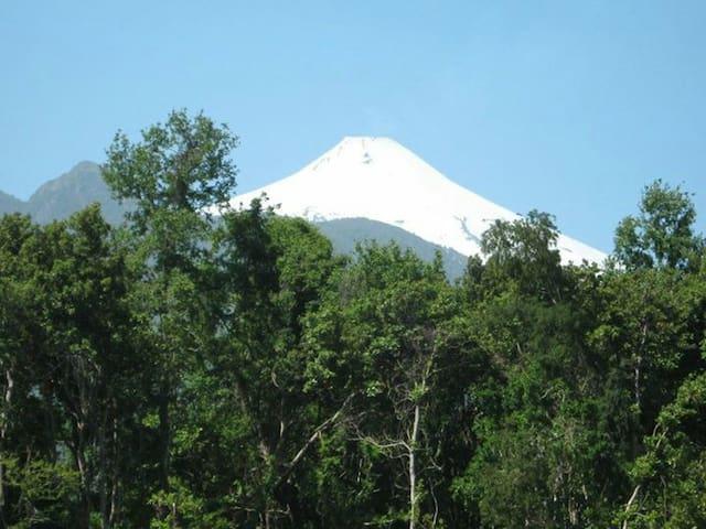 Cabaña Vista al Volcan / Cabaña Volcan View