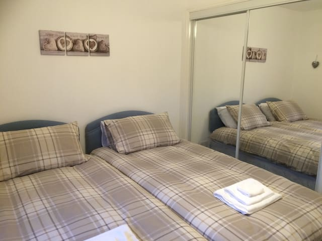 Near Edinburgh, 2 bedroom apartment - Livingston - Lägenhet