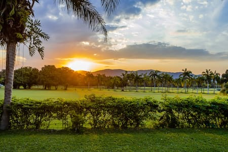 Pernambuco, com exclusiva vista do Campo de Golf