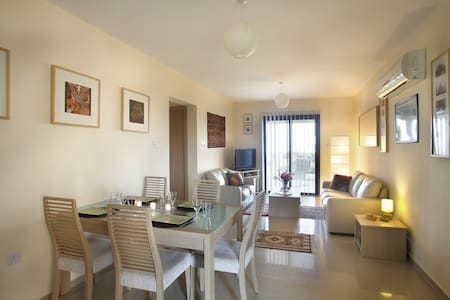 LUXURY 5* resort 2bed Apt Kapparis - Protaras - Wohnung