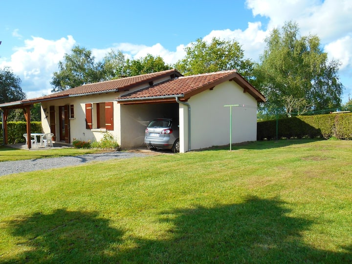 House with 2 bedrooms in Gorses, with shared pool, enclosed garden and WiFi
