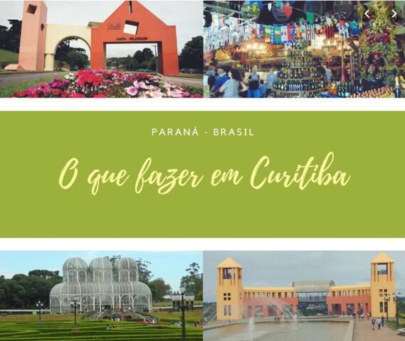 Guidebook - Curitiba