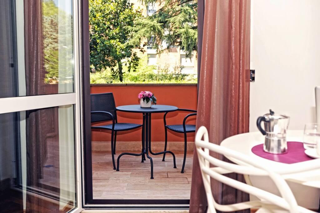 Balcony  Studio Solution