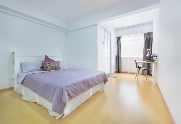 Cosy Scandinavian-Inspired Room