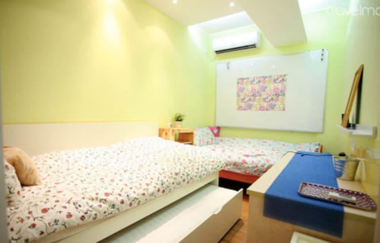 Room 204 with Tween beds