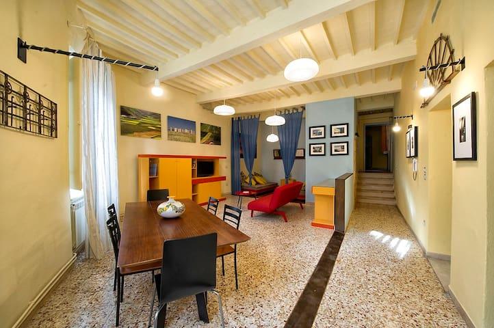 Fatucchi Temporary House - Foiano della Chiana - Appartement