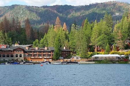 Charming Cabin at  Beautiful Bass Lake - Bass Lake