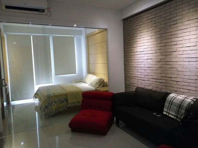 Hommy and Peacefull Apartment in Bandung - Coblong - Appartamento