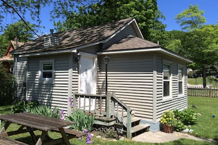 Cozy home in downtown Frankfort - Frankfort - Dom