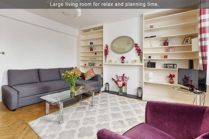 Fantastic Earls Court Experience-London Apartment