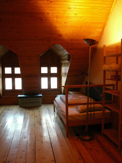 small &cool Hostel in the old town