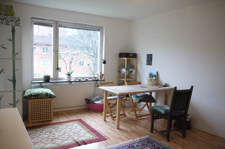 Lovely apartment - 2 min to metro - Hägersten - Apartment