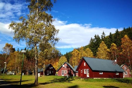 Autocamp Špindlerův Mlýn - Špindlerův Mlýn - Blockhütte