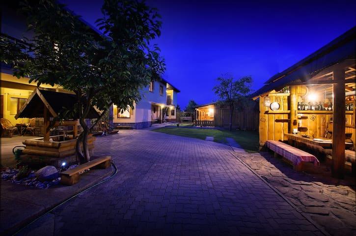 Rodinné ubytovanie na vidieku - Hrabušice