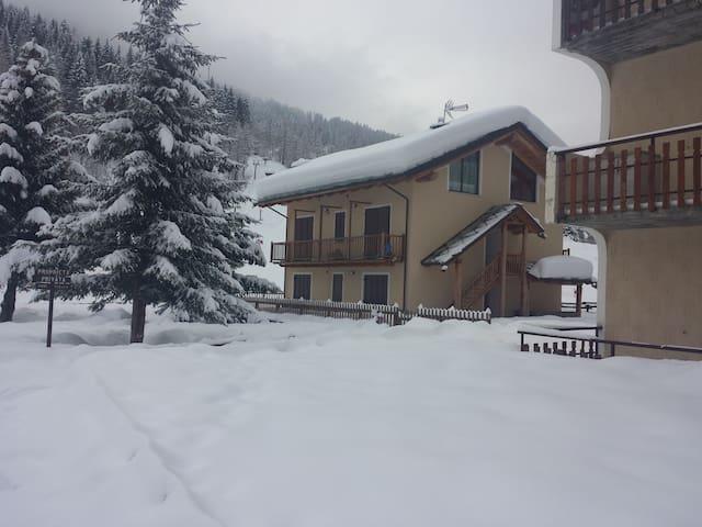 Casa in montagna - Prali