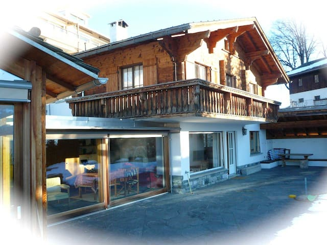 beautiful Chalet in the mountains - Falera