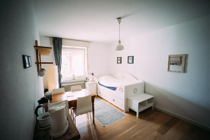 Gemütliches Zimmer in Münster-Kinderhaus