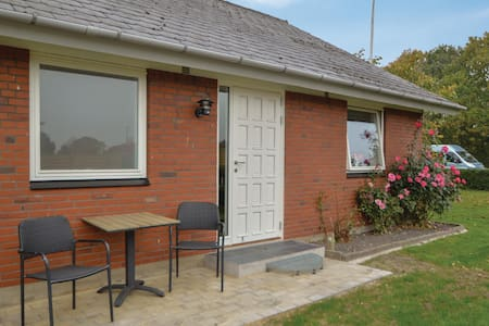 Holiday apartment with 1 bedroom on 50m² in Ribe