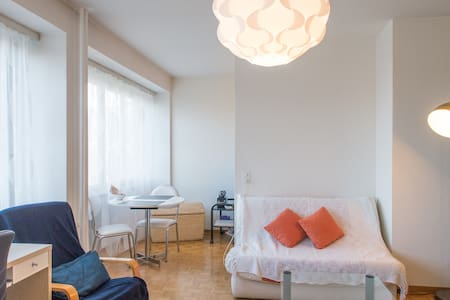 Light, equiped, cosy apartment GVA  - Grand-Saconnex