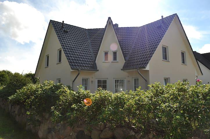 Ferienhaus Am Jungfernberg 1a - Rankwitz - Hus