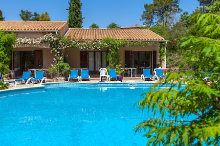 NICE HOLIDAYHOUSES FRENCH RIVIERA - 萊薩爾克(Les Arcs)