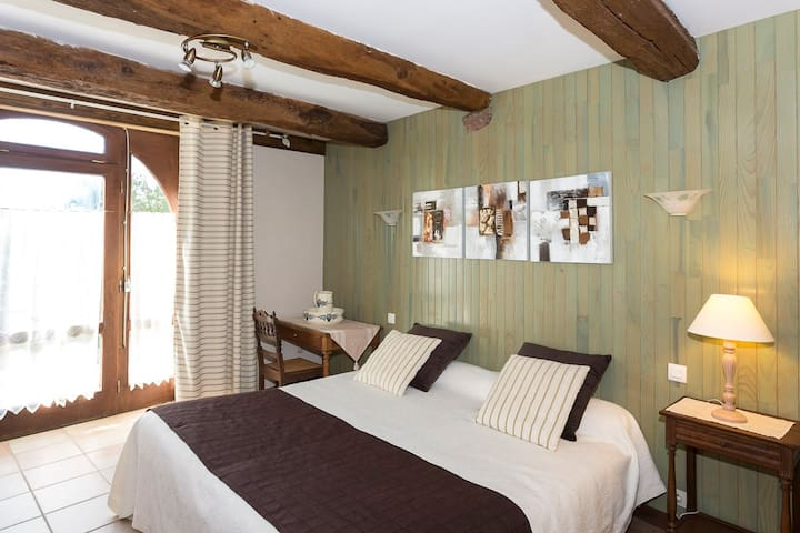 Chambre Campagnarde - Locoal-Mendon - ที่พักพร้อมอาหารเช้า